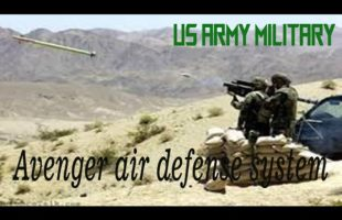 News Updates !! The US Army uses the Avenger air defense system