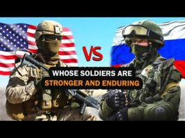 USA Vs Russia || Whose Soldiers Are Stronger And Enduring